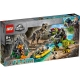 LEGO Jurassic World - 75938 T-Rex vs. Dino-Mech