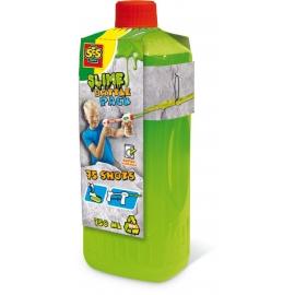SES Creative - Schleim Blaster Nachfüllpack - Grün fluoreszierend 750 ml