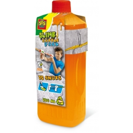 SES Creative - Schleim Blaster Nachfüllpack - Orange Neon  750ml