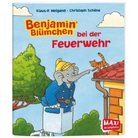 Benjamin Blümchen-Feuerwehr (Maxi)