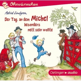 CD Ohrwürmchen Tag, an dem Michel CD