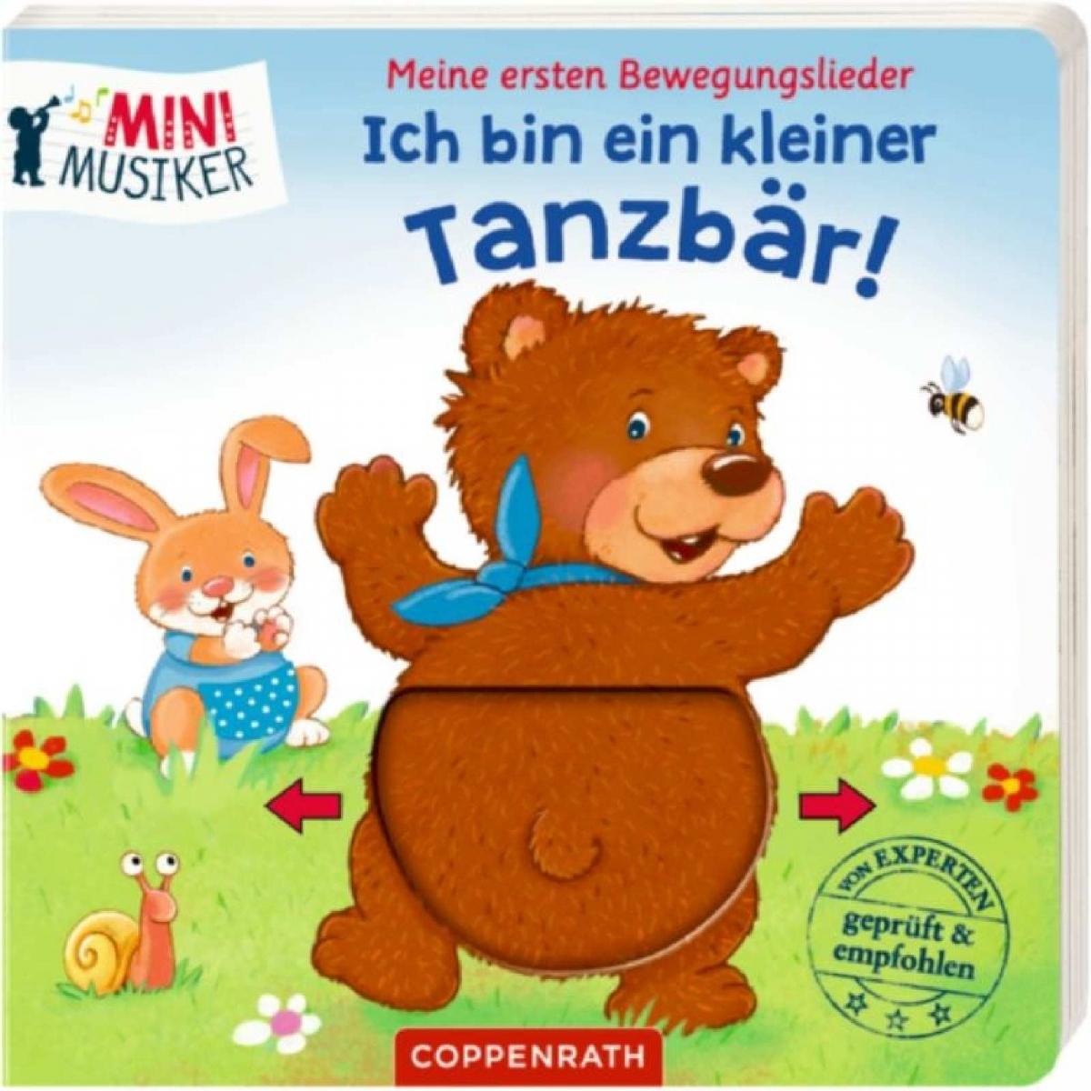 MUKK® Spielwaren Münster - Coppenrath - Bewegungslieder