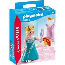 PLAYMOBIL 70153 - Special Plus - Prinzessin mit Kleiderpuppe