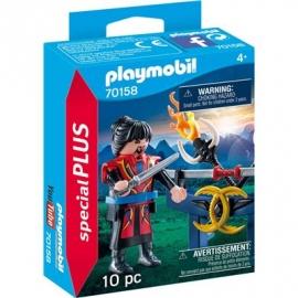 PLAYMOBIL 70158 - Special Plus - Asiakämpfer