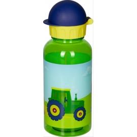 Trinkflasche Traktor (Tritan/ca.0,4l)   Wenn ich mal groß...