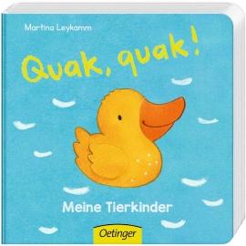 Oetinger - Quak, quak! Meine Tierkinder