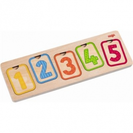 HABA® - Holzpuzzle Erste Zahlen