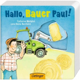 Oetinger - Hallo, Bauer Paul!