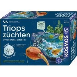 KOSMOS - Triops züchten - Urzeitkrebse erleben