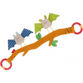 sigikid - Baby Activity - Wagenkette Fledermaus