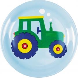 Melamin-Teller Traktor (Wenn ich mal groß bin)