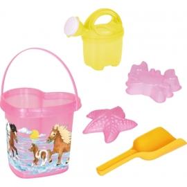 Sandspielzeug Mein kleiner Ponyhof