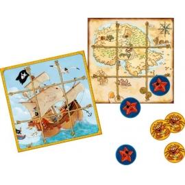 Spiel   Magnet Tic Tac Toe   Capt n Sharky