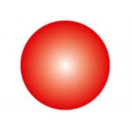 GoKi Clickhalbperle rot