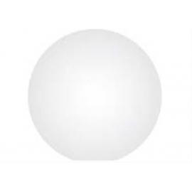 GoKi Clickhalbperle weiß