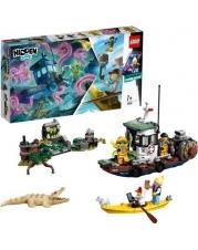 LEGO® Hidden Side - 70419 Gekenterter Garnelenkutter