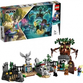 LEGO® Hidden Side - 70420 Geheimnisvoller Friedhof