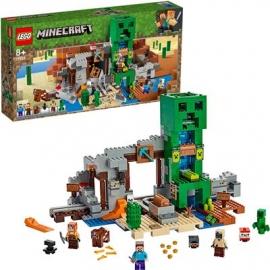 LEGO® Minecraft - 21155 Die Creeper Mine