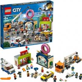 LEGO® City - 60233 Große Donut-Shop-Eröffnung
