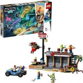 LEGO® Hidden Side - 70422 Angriff auf die Garnelenhütte