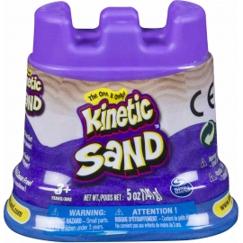Spin Master - Kinetic Sand wiederverwendbarer Behälter, 141gr