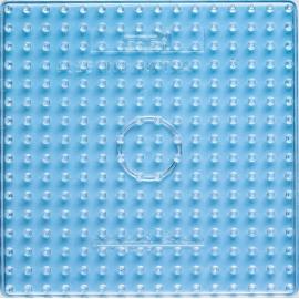 Hama - Maxi transparente Stiftplatte - großes Quadrat