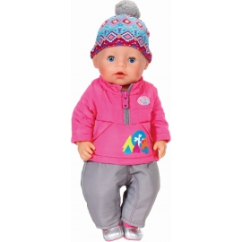 Zapf Creation - Baby born Play und Fun Deluxe Winter Set