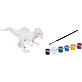 Dinosaurier zum Bemalen - Spinosaurus T-Rex World