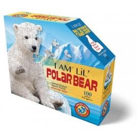 Madd Capp - Shape Puzzle Junior Eisbär 100 Teile