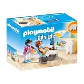 Playmobil® 70198 Beim Facharzt: Zahnarzt