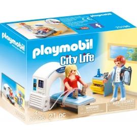 Playmobil® 70196 - City Life - Beim Facharzt: Radiologe