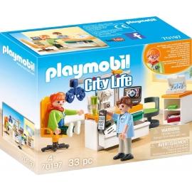 Playmobil® 70197 - City Life - Beim Facharzt: Augenarzt