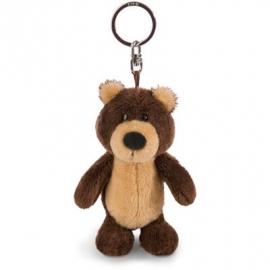 NICI - Forest Friends - Schlüsselanhänger Grizzlybär Criz Lee 10cm Bb