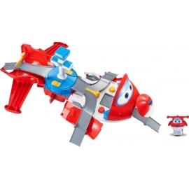 Super Wings Jett s Take-off Tower Spielset