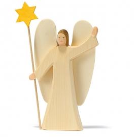 Engel mit Stern, 2-teilig