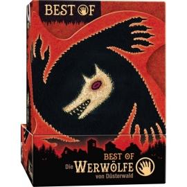 Asmodee Best of Werwölfe