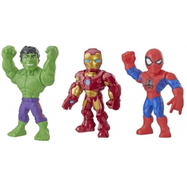 Hasbro E4132EU4 Marvel Superhero Adventures Mega Mighties