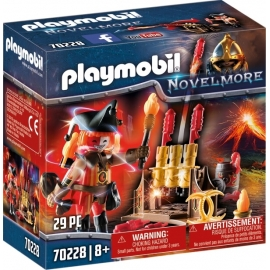 Playmobil® 70228 Burnham Raiders Feuerwerkskanonen und Feuermeister