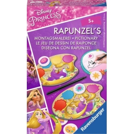 Ravensburger 234608 Disney™ Princess Rapunzel s Montagsmalerei