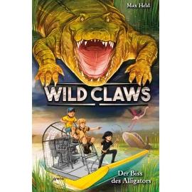 Arena Verlag - Wild Claws - Der Biss des Alligators, Band 2