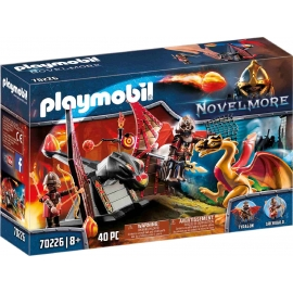 Playmobil® 70226 - Knights - Kampftraining des Drachen