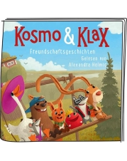 Tonies - Tonie - Kosmo und Klax - Freundschaftsgeschichten