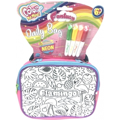 Color Me Mine Fantasy Daily Bag