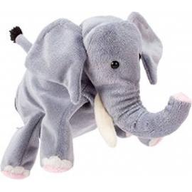 BELEDUC - Handpuppe Elefant