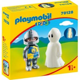 PLAYMOBIL 70128 - 1.2.3 - Ritter mit Gespenst