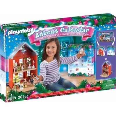 Playmobil Weihnachten.Playmobil 70383 Grosser Adventskalender Weihnachten Im Stadthaus