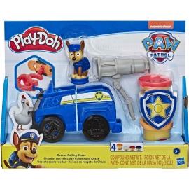 Hasbro - Play-Doh - PAW Patrol Polizeihund Chase