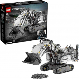 LEGO® Technic - 42100 Liebherr Bagger R 9800