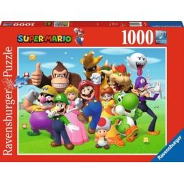 Ravensburger 149704 Puzzle Super Mario 1000 Teile