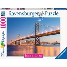 Ravensburger 140831 Puzzle San Francisco 1000 Teile